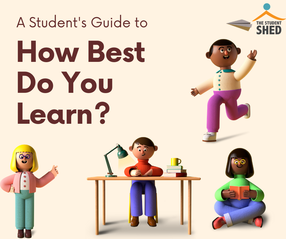 How Best Do You Learn?