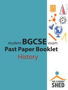 bgcse history past paper