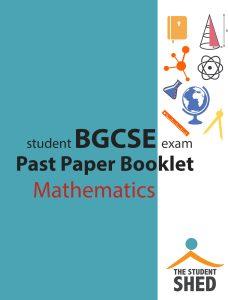 BGCSE Maths