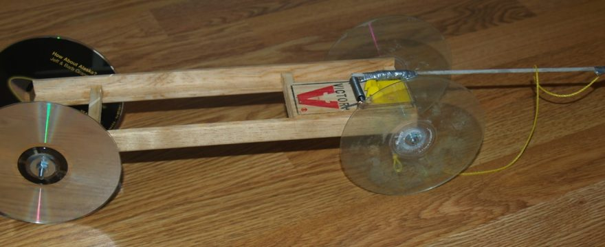 How To Make An Easy Mouse Trap Car The Student Shed