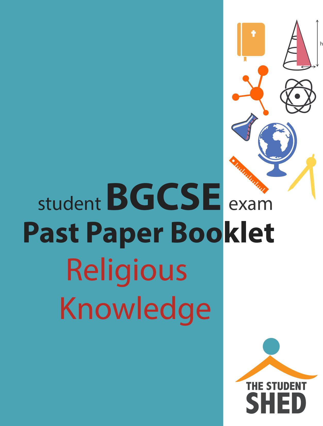 BGCSE Religious Studies Past Papers