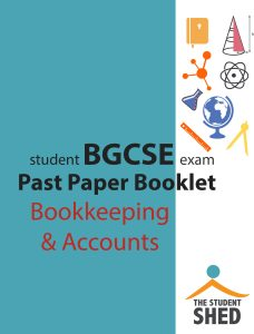 bgcse bookkeeping and accounts