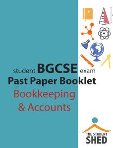 bgcse bookkeeping and accounts