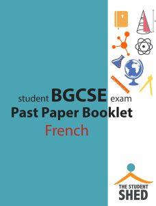 BGCSE french