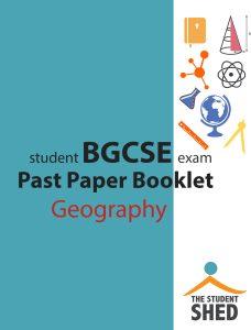 BGCSE geography