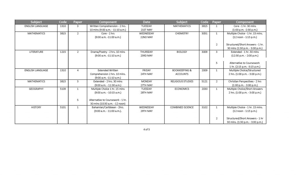 BGCSE SCHEDULE 2013_Page_4