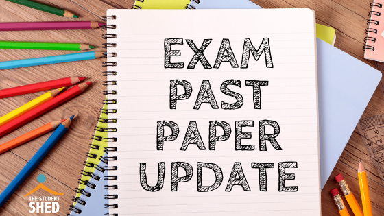 Website Update: BJC & BGCSE Past Papers (updated 2019)