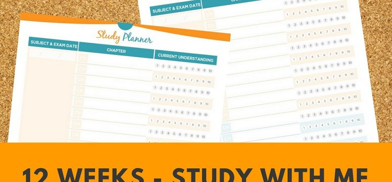 Let's Get Ready For Exams – Week 4