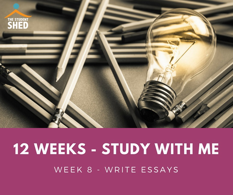 Let's Get Ready for Exams – Week 8