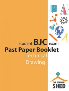 BJC technical drawing past papers