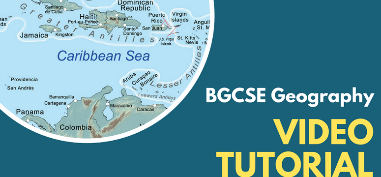 BGCSE Geography Video Tutorial – Map Calculations