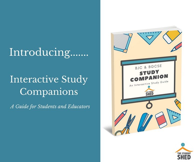 Interactive Study Notes for BJC & BGCSE