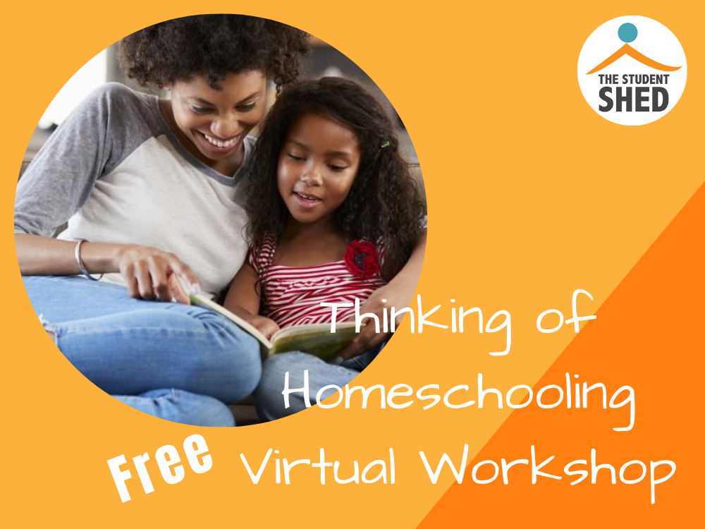 Thinking of Home Schooling - Virtual Workshop