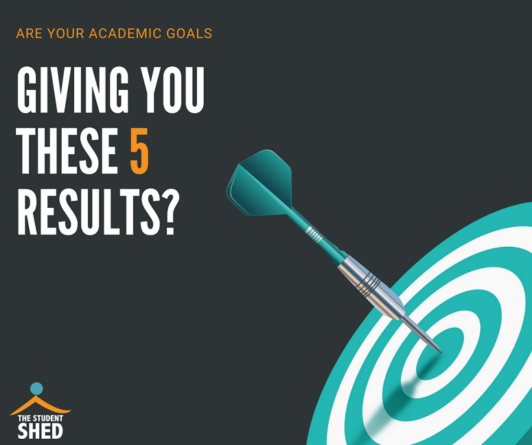 Are Your Academic Goals Giving You These 5 Results?