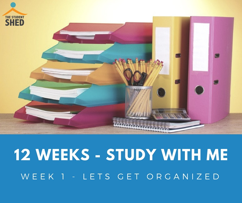 Let's Get Ready For Exams – Week 1