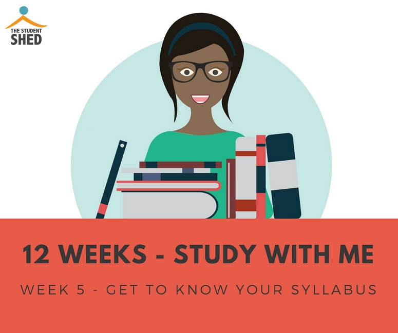 Let's Get Ready for Exams – Week 5
