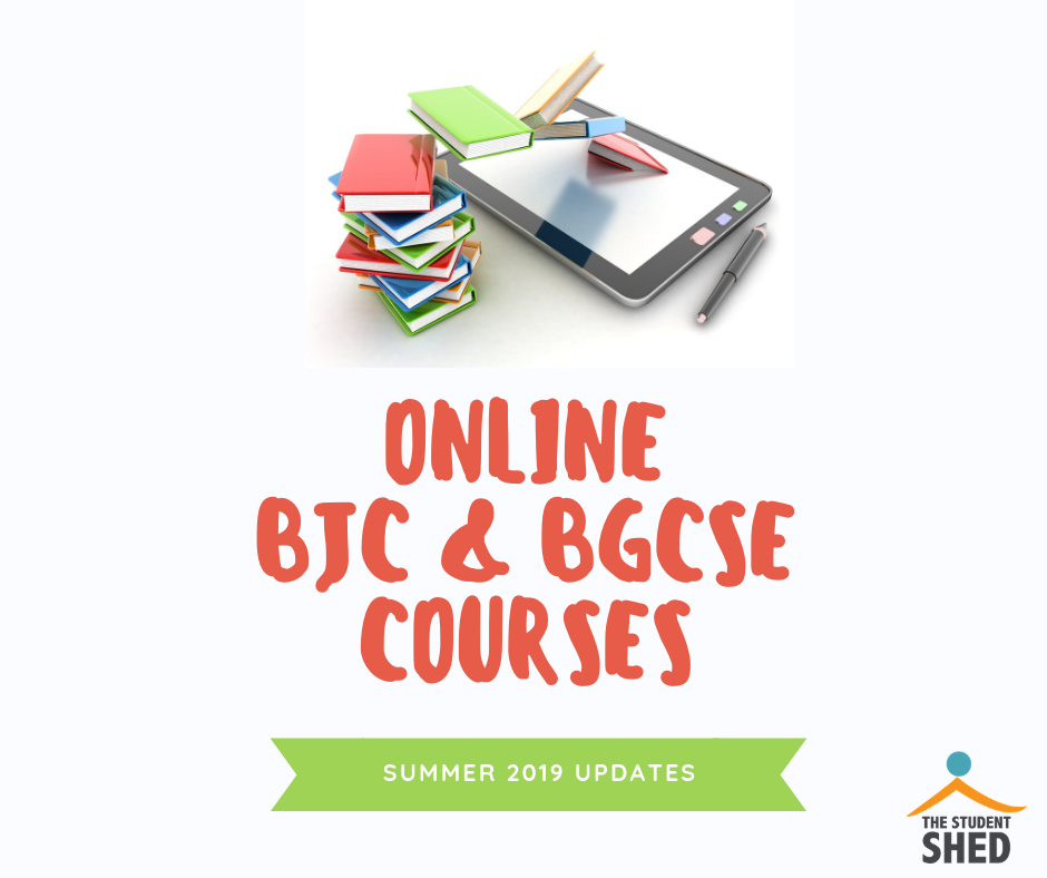 Online BJC & BGCSE Course Updates – Summer 2019