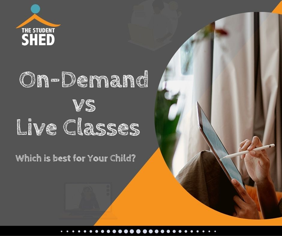 On-Demand or Live Classes – Which is Best for Your Child?