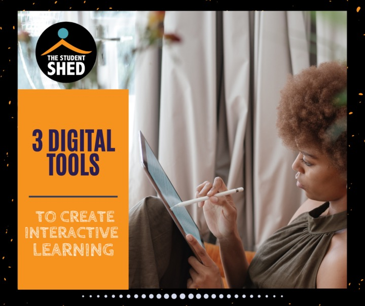 3 digital tools to create interactive learning