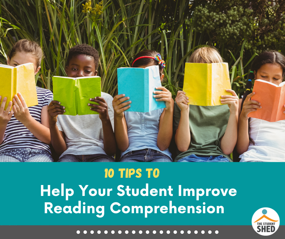 10 Tips to Improve Reading Comprehension