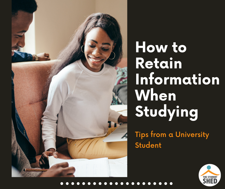 How to retain information when studying for BJC & BGCSE exams