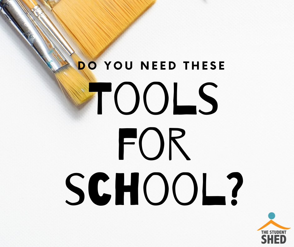 Do You Need These Tools 🧰 For School?